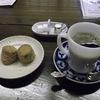 喫茶室(旧新発田藩下屋敷庭園・清水園内)