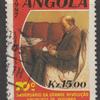アンゴラのレーニン切手