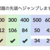 〈企業コン埋め〉400点問題篇