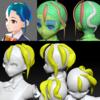 VRoid Studioのファイルvrmをobjに変換する方法