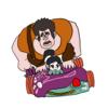 【映画】ゲームネタ満載!ディズニーの「シュガー・ラッシュ」