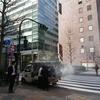 新宿と、同僚と、石焼き芋