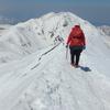 ゴールデンウィークの立山 別山登山