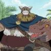 ONE PIECE(ワンピース)71話「でっかい決闘! 巨人ドリーとブロギー」