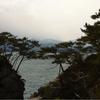 唐桑半島から徳仙丈山
