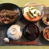 日本一時帰国、やっぱり和食は美味しい