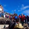 富士山登山 御殿場ルートを登ってきたよ。2日目
