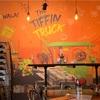 ケンブリッジの美味しいインドカレー〜The Tiffin Truck