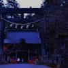 初冬の榛名神社を歩く