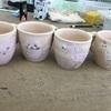 陶芸教室でした