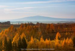 オホーツクの秋:女満別