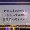 新聞の要約勉強法ー長女の実例⑦ー香港デモ何を求めて