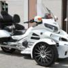 トライクはヘルメットは要りません。知ってる様で知らないサイドカーやトライクの分類。