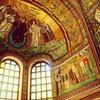 イタリア中部の旅「色の魔術 ラヴェンナのモザイク」