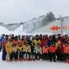 スキー合宿(6年生)