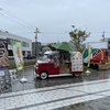 Panda505Cafeさん福井県坂井市の丸岡バスターミナルイベントに出店中〜♪