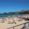 Manly Beach in Australia(オーストラリアのマンリービーチ)🐤ちょっとハロートークのお話も。