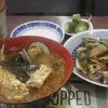 築地の「米花」で蟹汁、「ターレットコーヒー」でCold Brew。