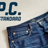 A.P.C. Petit Standard 13ヵ月経過