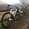 久々のバイク練 85km
