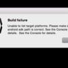 Unity(Android)の環境をMacBook Airに構築したんだが難しかった話