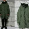 東京の古着屋でモッズコートを買いたいと思っている。