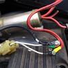 バイク搭載無線機FTM-10Sのノイズフィルタ変更