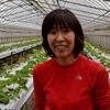 常に新しい農産物に挑戦。今期はいちご酢を開発(斉藤由美子さん/東京都)