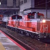 第1055列車 「 工9895レ DD51重連の阪和工臨を狙う 」