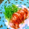 しっとり鶏ささみの韓国風★旨辛チャーシュー