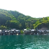 海が近い伊根でゆったり。海の京都、舟屋でサイクリング旅