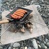 【火起こしのコツ】お手軽キャンプでお昼ご飯