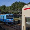 今日(7/23)・明日(7/24)の近江鉄道