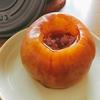 焼きりんごであったかおやつ*シナモンで冷え性の対策・改善+美肌を目指しましょ♪【ストウブレシピ】