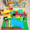 【雨の日おうち遊び】レゴデュプロとアンパンマンのブロックラボが一緒に遊べるって知ってました!?【番外編】
