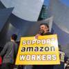 アマゾンで労働組合加入の是非を巡り、従業員が投票