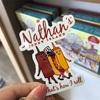 #154 ホットドッグ早食い大会でおなじみの『Nathan's』のグッズ、めっちゃかわいいやーん♡