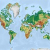 普段見てる世界地図は私達を騙している?ピーターズの世界地図とは?