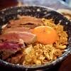 とろ〜り卵黄が乗ったステーキ丼が美味!CHUNN(チャン)@エカマイ