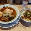【ラーメン】「ラーメン霽レ空」@京都・二条で冷製煮干しそばを食べる