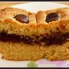 あんこときな粉のパウンドケーキ