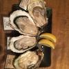 牡蠣の味くらべです