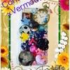 キャラパーツでデコiPhoneケースを作ってみたその9★江戸川コナン&ベルモット(名探偵コナン)★