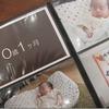 たくさん撮った子どもの写真をアルバムに整理しました