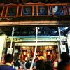 恒例の初詣、仏教と神道