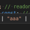 Typescriptでタプル型の連結をする