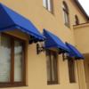 ブルー デザインテント