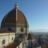 冬のイタリア「ひとりで滞在するフィレンツェ旅!ジョットの鐘楼は、だれもがカメラマンになっちゃう場所」
