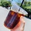 木月公園からの、Muiさんのアイスコーヒー!