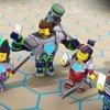 レゴ ネックスナイツ テレビアニメ 第14話 「見逃すな!ゴイスーな剣サバキ」のあらすじチェック。